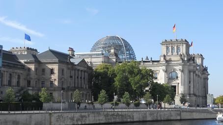 Firmenadresse Bundestag Reichstagsgebäude